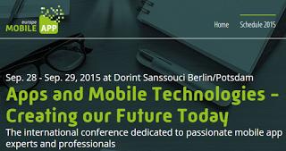 Mobile App Europe 2015